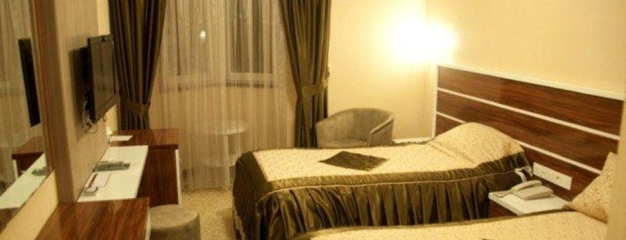 Hotel Verda is one of สถานที่ที่ Gizem ถูกใจ.