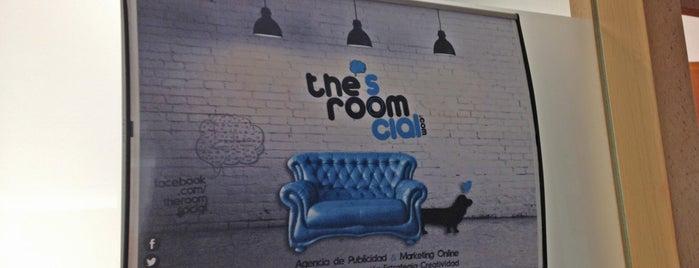 Oficina The Room Social is one of Elena'nın Beğendiği Mekanlar.