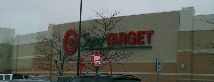 Target is one of Locais curtidos por Paulo.