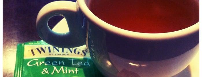 Café Brasil is one of Coffee & Tea.