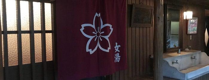 花屋旅館 大理石風呂 is one of The 20 best value restaurants in ネギ畑.