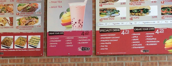 Vina Deli is one of Spring Eat Spots.