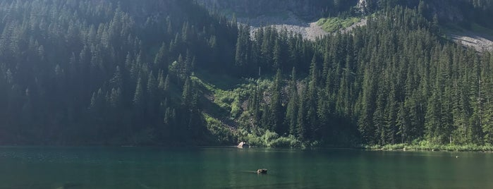 Annette Lake is one of Camping/Hiking in Western Washington.