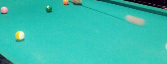 La Forca Pool & Lounge is one of Simpan Catatan..