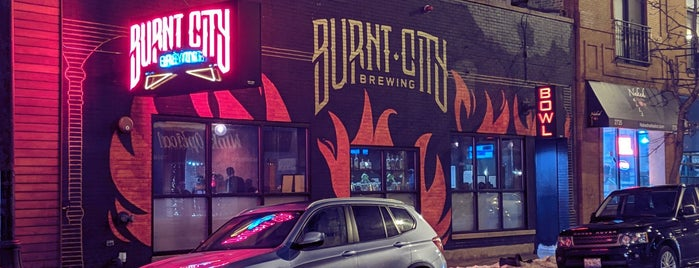 Burnt City Brewing Company is one of Breweries I've Visited.