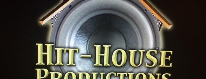 Hit-House Productions is one of Willie'nin Kaydettiği Mekanlar.