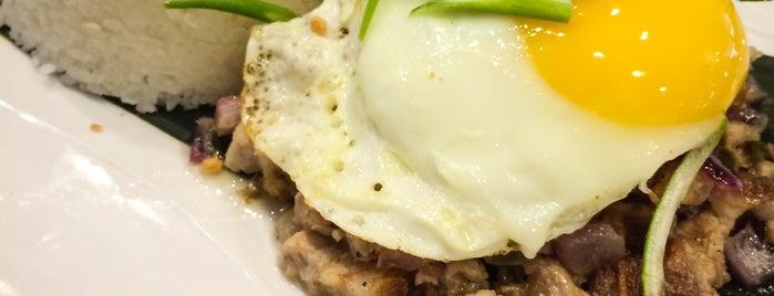 Leelin Bakery & Cafe is one of LA Pinoy Cuisine.
