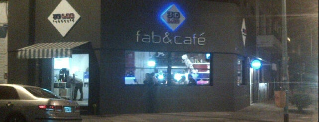 3dLab Fab & Café is one of Mercy'in Kaydettiği Mekanlar.