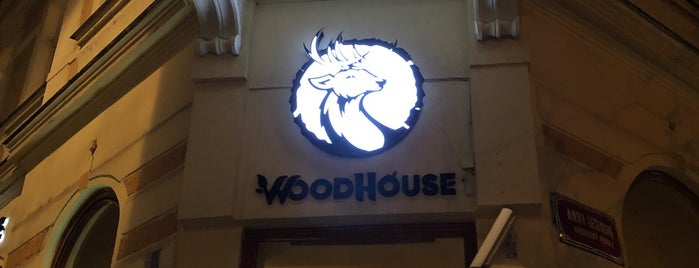 Woodhouse is one of Prag.