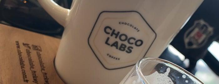 Chocolabs Maltepe is one of Çikolatacı.