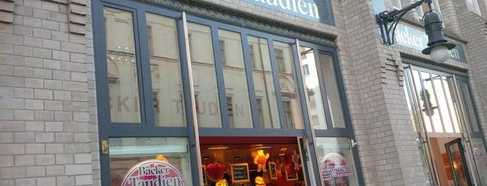 Bäcker Taudien is one of Berlin.