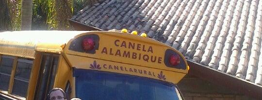 Flor do Vale - Alambique e Parque Ecológico is one of Serras Gaúchas.