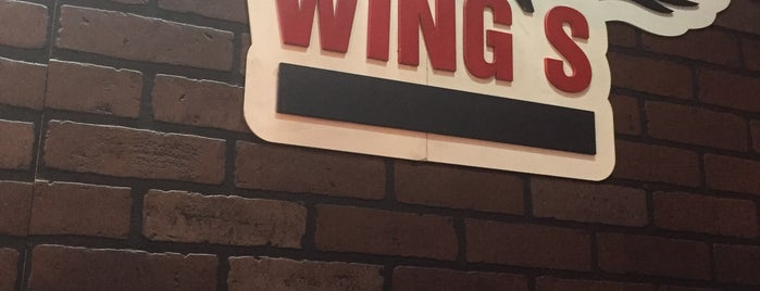 Chicago Wings is one of Lugares por visitar.