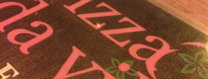 Pizza da Vila is one of Vegan Natal RN.