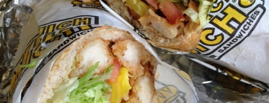 Which Wich? Superior Sandwiches is one of Los Angeles to do.