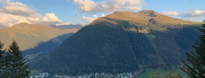 Schatzalp Panorama Restaurant is one of Davos.