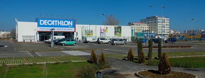 Decathlon is one of Kaladan'ın Beğendiği Mekanlar.