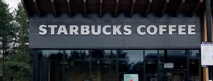 Starbucks is one of สถานที่ที่ Pelin ถูกใจ.