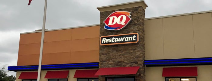Dairy Queen is one of Orte, die Patrizio gefallen.