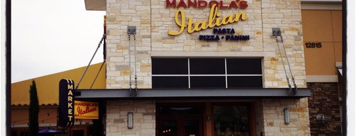 Mandola's Italian Market is one of 2014 Austin Chronicle First Plates Awards.