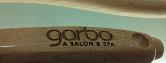 Garbo A Salon is one of Niki 님이 좋아한 장소.