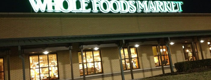 Whole Foods Market is one of Whole30 food options.