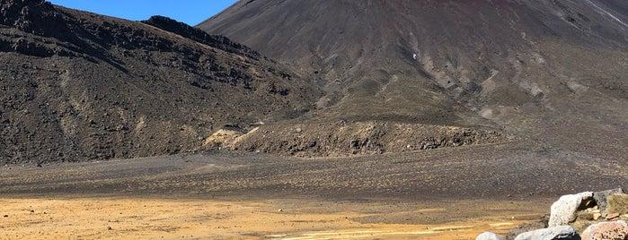 Mt Tongariro is one of Ozzie Kiwi.