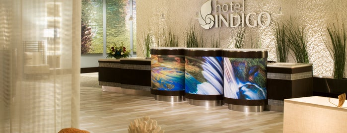 Hotel Indigo San Diego-Gaslamp Quarter is one of San Diego: Underground and Over Delivered.