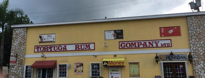 Tortuga Rum Company LTD is one of Lauraさんの保存済みスポット.