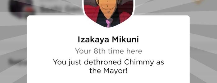 Izakaya Mikuni is one of LB2DO.