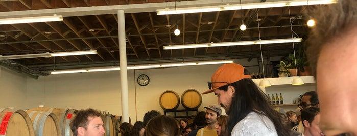 Vinca Minor Wine is one of SF Chronicle.