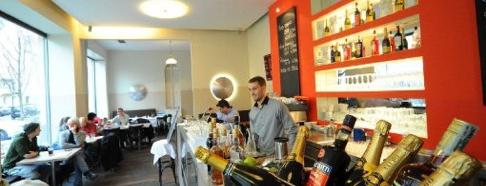 Trattoria - Bar Piacere Nuovo is one of Working Café.