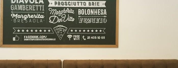 Don Vito Pizzeria Tradizionale is one of Pizzeria / Italiano.
