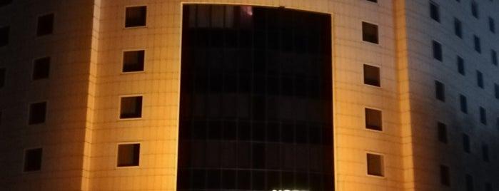 Hotel Bobycentrum is one of Matejさんのお気に入りスポット.