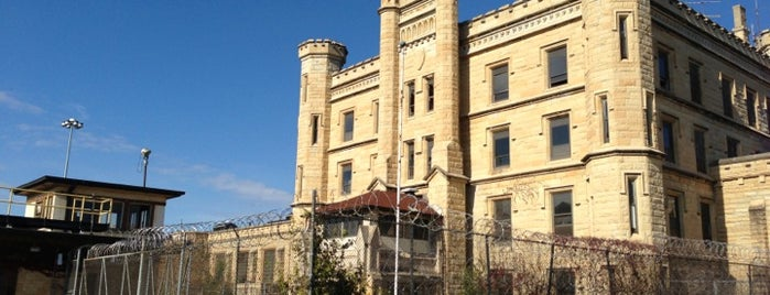Old Joliet Prison is one of Fall 2021 to Do.