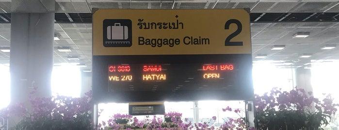 Baggage Claim 2 is one of Glouykai'nin Beğendiği Mekanlar.