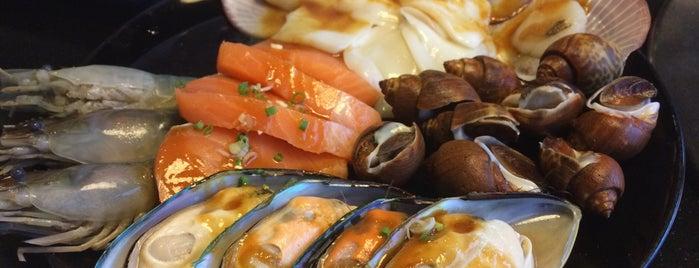 Rakuza Tokyo is one of Ichiro's reviewed restaurants.