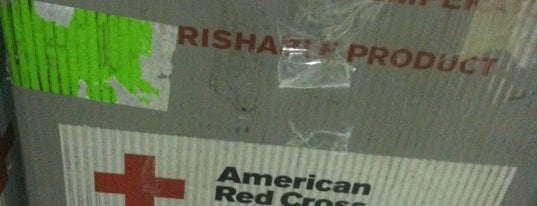 American Red Cross is one of Krissy 님이 좋아한 장소.