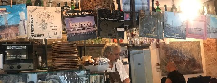 Ai Garzoti is one of Venice.