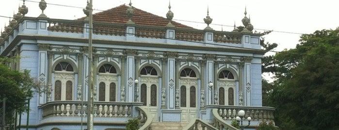 Palacete dos Leões is one of Curitiba Arte & Cultura.