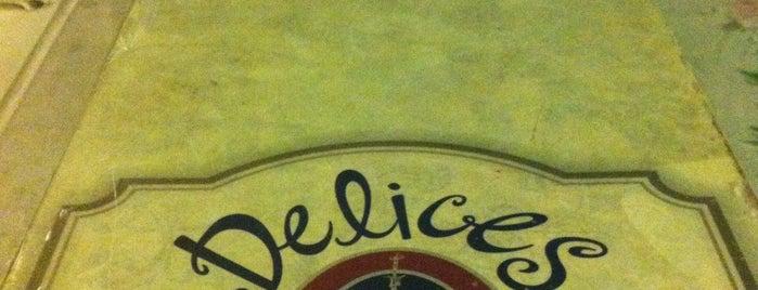Delices de France is one of Associados Abrasel Paraná.