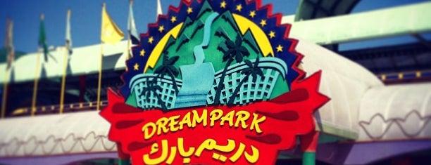 Dream Park is one of Mero's Cairo Trip.