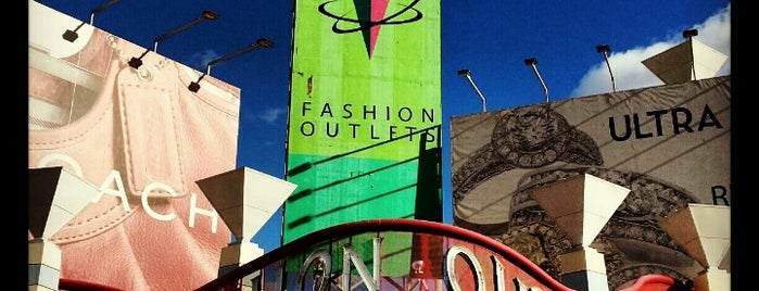 Fashion Outlet of Las Vegas is one of Las Vegas.