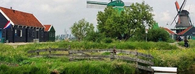 Zaanse Schans is one of Amsterdam.