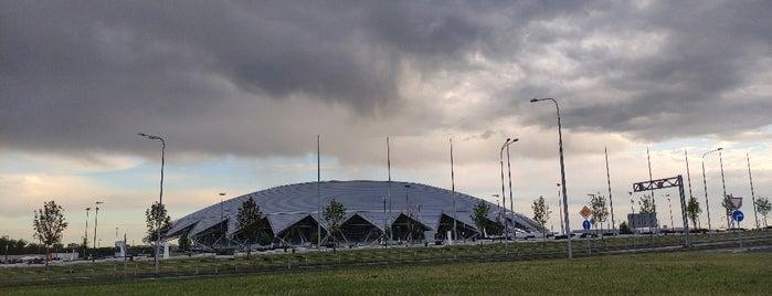 Samara Arena is one of World.