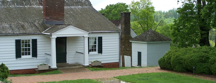 James Monroe's Highland is one of Historic Sites - Museums - Monuments - Sculptures.
