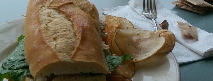 J Cafe is one of Posti salvati di Jerrod.