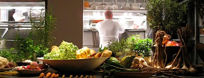 Best Seasonal Menu Restaurants in NYC