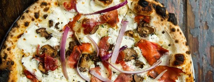 Roberta's Pizza is one of Best Seasonal Menu Restaurants in NYC.