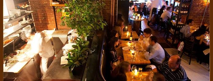 Market Table is one of Best Seasonal Menu Restaurants in NYC.